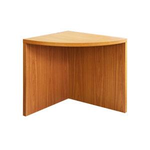 TEMPO KONDELA Oscar T05 rohová stolová spojka čerešňa americká