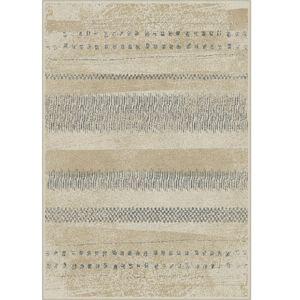 TEMPO KONDELA Avalon koberec 200x250 cm béžová / vzor