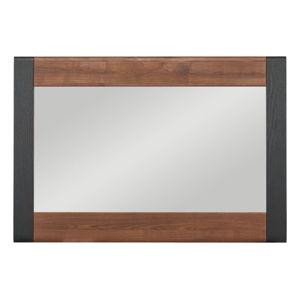 BOG-FRAN Naomi NA 10 zrkadlo na stenu orech / wenge