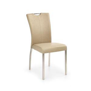 HALMAR K178 jedálenská stolička béžová