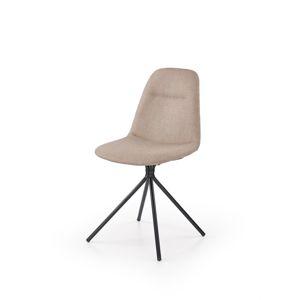 HALMAR K240 jedálenská stolička béžová