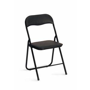 HALMAR K5 jedálenská stolička čierna