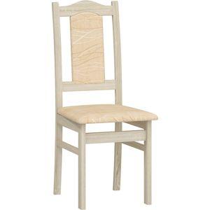 MEBLOCROSS A jedálenská stolička sonoma svetlá / monaco