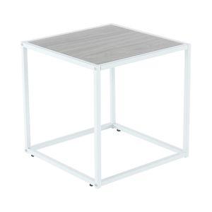 TEMPO KONDELA Jakim New Typ 2 príručný stolík dub / biela