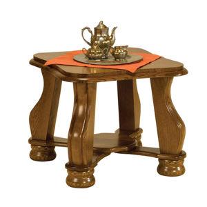 PYKA Lawa M konferenčný stolík drevo D3