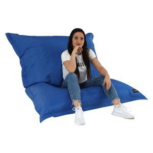 TEMPO KONDELA Getaf sedací vak modrá