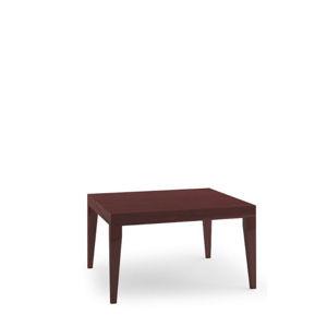 TARANKO Via VI-S3 konferenčný stolík mahagón vysoký lesk